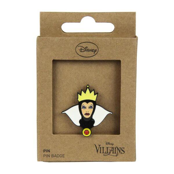 Pin Villanas Disney Reina Malvada