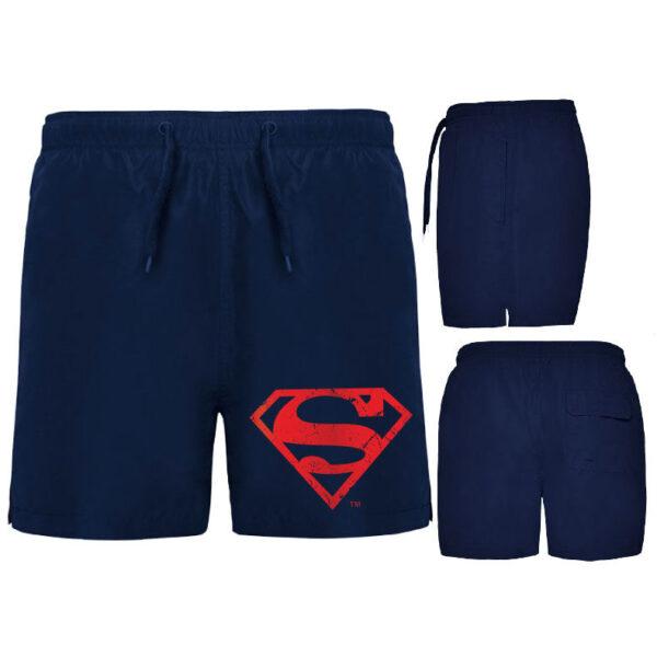 Bañador Supermand DC Comics Adulto